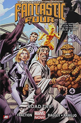 Fantastic Four Vol. 2 : Road Trip