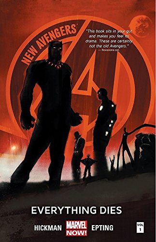 9780785166610: New Avengers Volume 1: Everything Dies (Marvel Now) (New Avengers: Marvel Now!)