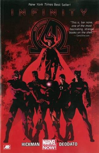 9780785166627: New Avengers 2: Infinity