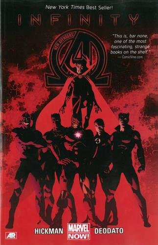 9780785166627: New Avengers Volume 2: Infinity (Marvel Now) (New Avengers (Paperback))