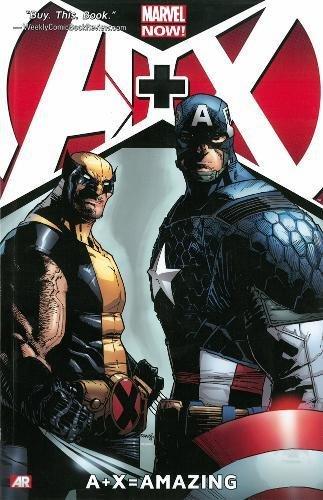 9780785166757: A+X Volume 2: = Amazing (Marvel Now)