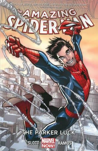 9780785166764: AMAZING SPIDER-MAN 01 PARKER LUCK
