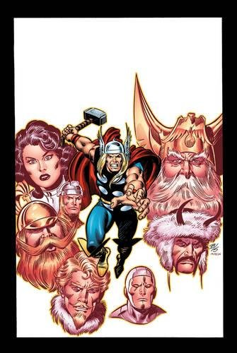 Essential Thor Volume 7 (Marvel Essential: Thor) (0785166831) by Len Wein; David Anthony Kraft; Steve Englehart; Roger Stern