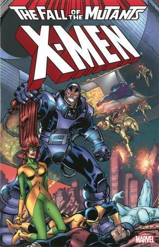 9780785166856: X-Men: Fall of the Mutants - Volume 2