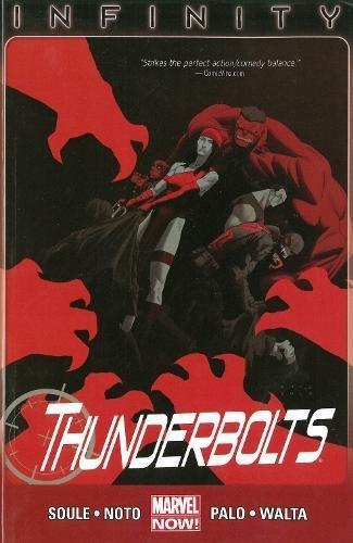 9780785166962: Thunderbolts 3: Infinity (Marvel Now)