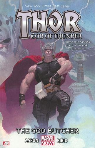 9780785166979: Thor: God of Thunder