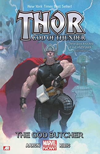 9780785166979: Thor: God of Thunder 1: The God Butcher