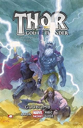 9780785166986: Thor: God of Thunder - Godbomb (Volume 2)