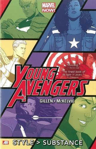 9780785167082: Young Avengers - Volume 1: Style > Substance (Marvel Now)