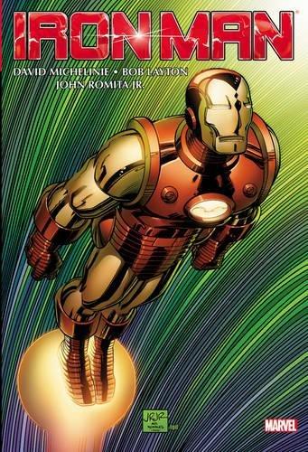 9780785167129: Iron Man by Michelinie, Layton & Romita Jr. Omnibus