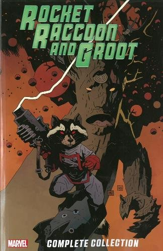 9780785167136: Rocket Raccoon & Groot Ultimate Collection