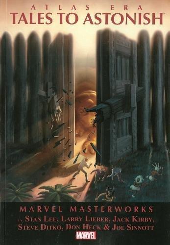 9780785167150: Marvel Masterworks: Atlas Era Tales to Astonish 1
