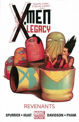 9780785167198: X-men Legacy 3: Revenants (Marvel Now)