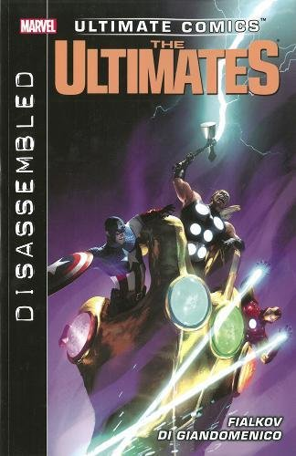 Ultimate Comics Ultimates : Disassembled