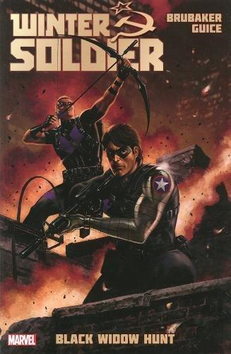 9780785167280: Winter Soldier, Vol. 3: Black Widow Hunt