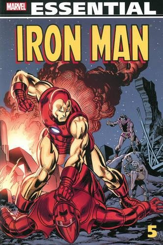 9780785167334: Essential Iron Man 5