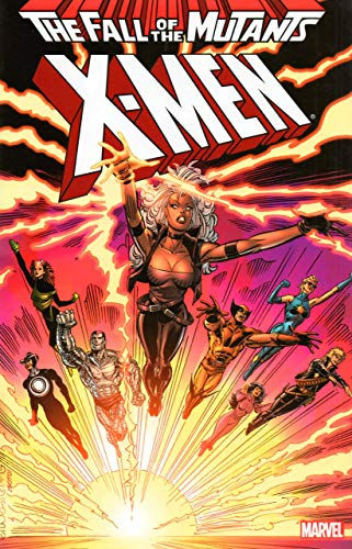 X-Men : Fall of the Mutants Vol. 1