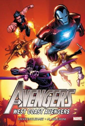 Avengers: West Coast Avengers Omnibus (Marvel Omnibus): Stern, Roger; Harras, Bob; Englehart, Steve...