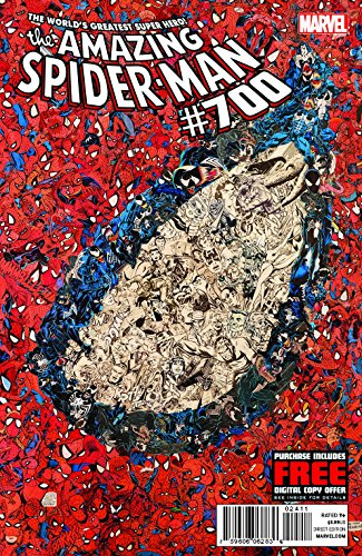Amazing Spider-man #700 Final Issue (Amazing Spider-man)