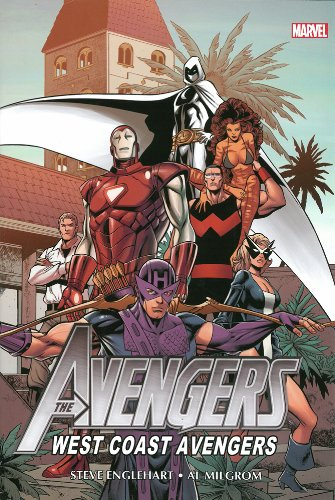 9780785167471: West Coast Avengers Omnibus