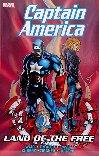 9780785167532: Captain America: Land of the Free