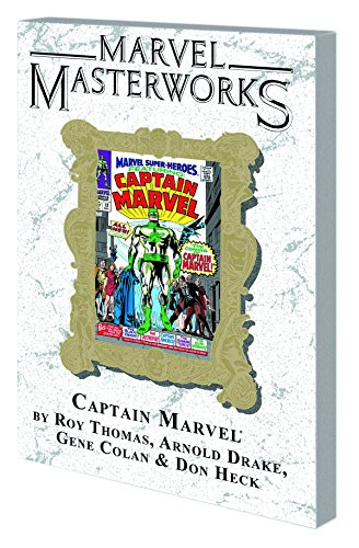 9780785167570: Marvel Masterworks Captain Marvel Vol. 1