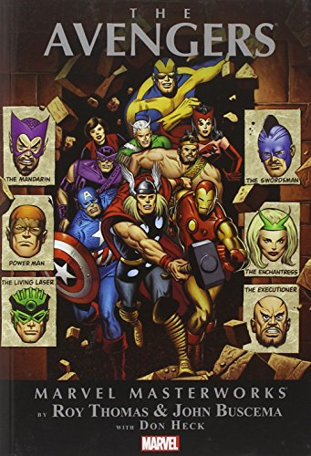 9780785167587: The Avengers, Volume 5 (Marvel Masterworks)