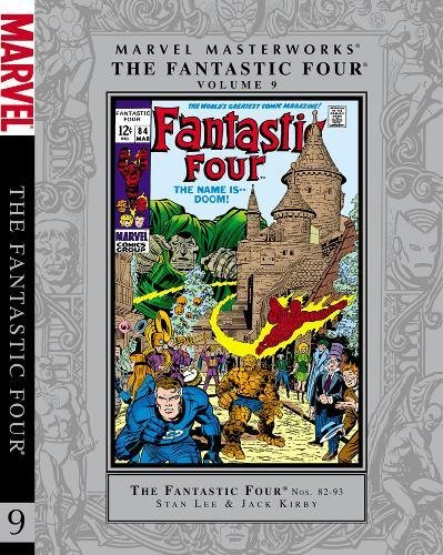 9780785167600: Marvel Masterworks: The Fantastic Four - Volume 9