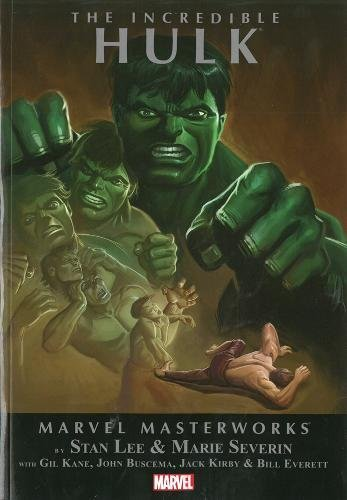 Marvel Masterworks: The Incredible Hulk Volume 3