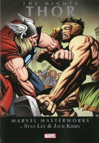 9780785167648: Marvel Masterworks: The Mighty Thor, Vol. 4