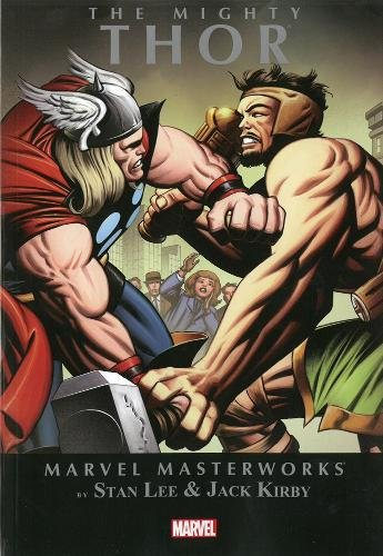 9780785167648: Marvel Masterworks: The Mighty Thor, Vol. 4