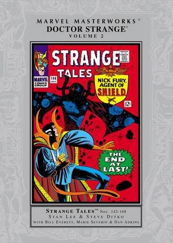 9780785167709: Marvel Masterworks: Doctor Strange 2