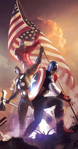 9780785167815: Ultimate Comics Divided We Fall, United We Stand