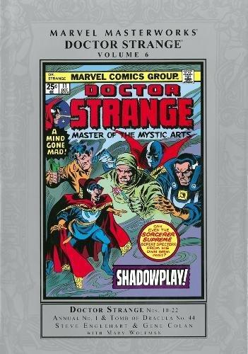 9780785167860: Mmw Doctor Strange HC 06 (Marvel Masterworks)