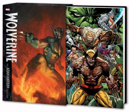 Wolverine: The Adamantium Collection (0785167897) by Chris Claremont; Warren Ellis; Mark Millar; Jason Aaron