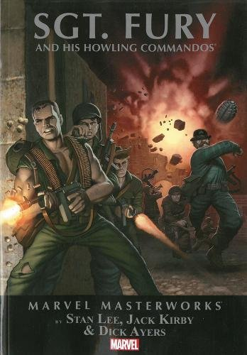 9780785167921: Marvel Masterworks: Sgt. Fury Volume 1