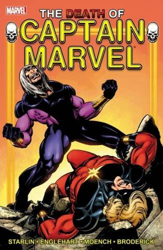 9780785168041: Captain Marvel: The Death of Captain Marvel