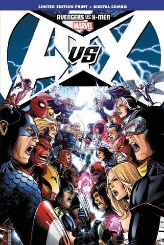 9780785168058: Avengers Vs. X-Men