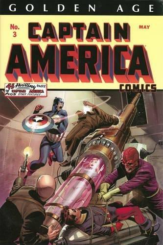 9780785168072: Golden Age Captain America Omnibus 1: Collecting Captain America Comics 1-12