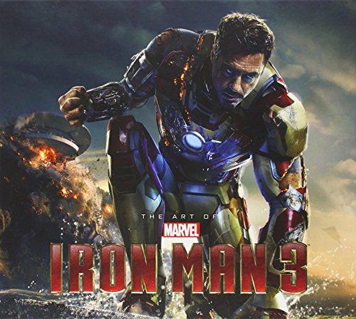 9780785168102: The Art of Iron Man 3