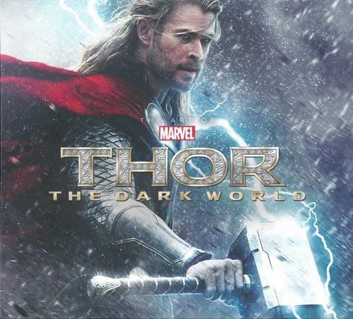 9780785168126: The Art of Marvel Thor: The Dark World
