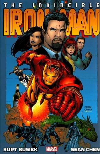 The Invincible Iron Man Omnibus