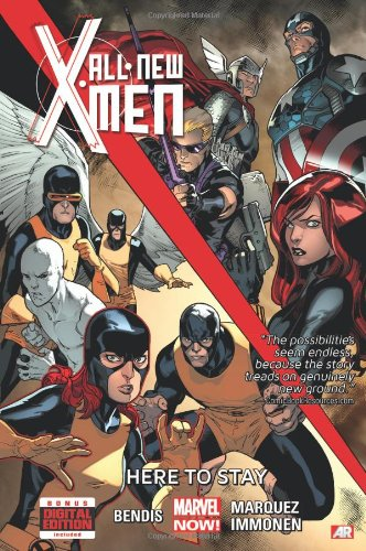 9780785168218: ALL NEW X-MEN PREM 02 HERE TO STAY HC