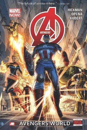 9780785168232: Avengers, Vol. 1: Avengers World (Marvel NOW!)