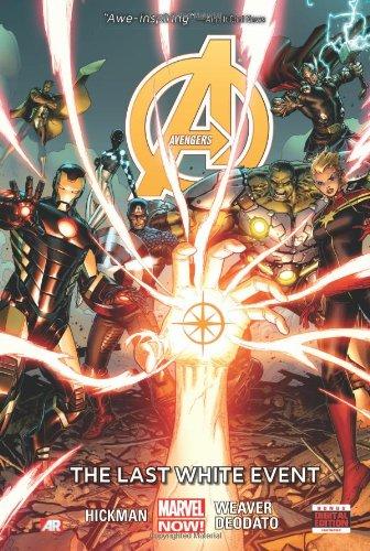 9780785168249: Avengers 2: The Last White Event