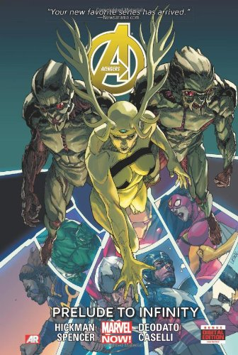 9780785168256: Avengers 3: Prelude to Infinity (Marvel Now)