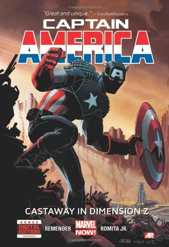 9780785168263: Captain America, Vol. 1: Castaway in Dimension Z, Book 1