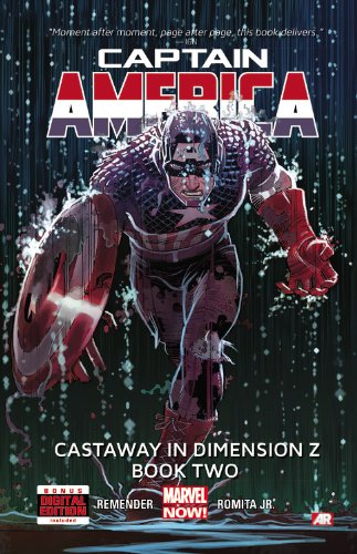 9780785168270: Castaway in Dimension Z, Book 2 (Captain America)