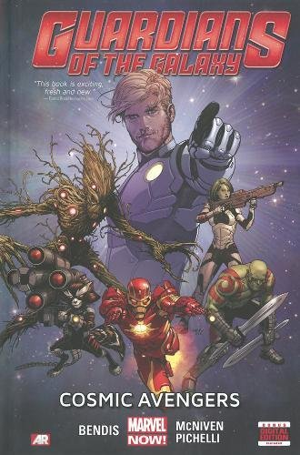 9780785168287: Guardians of the Galaxy 1: Cosmic Avengers (Marvel Now)
