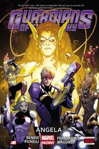 9780785168294: Guardians Of The Galaxy Volume 2: Angela (marvel Now)